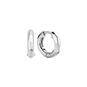 Дамски сребърни обеци Ti Sento 7823SI