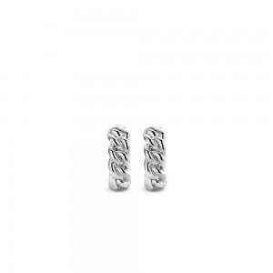 Дамски сребърни обеци Ti Sento 7832SI